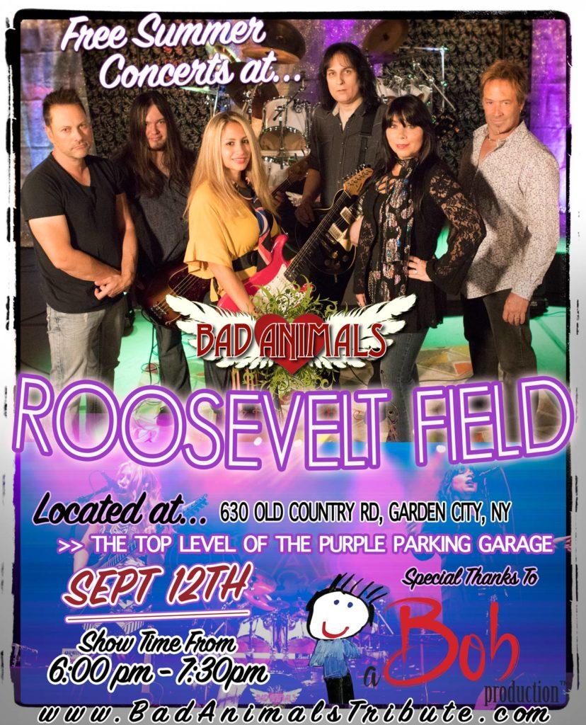 Roosevelt Field Mall | Concert Series – Bad Animals